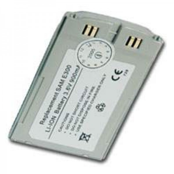 Batterie AccuCell pour Samsung SGH-E300, 700mAh