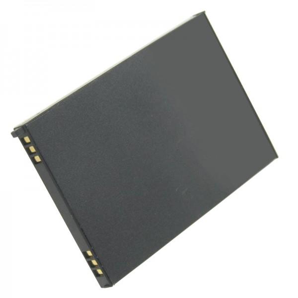 AccuCell batterie adapté pour Acer n310, BA-1405106 1000mAh max. 3,7Wh