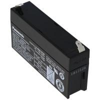 Batterie au plomb Panasonic LC-R061R3PG 6 volts 1.3Ah avec contacts à fiche de 4,8 mm