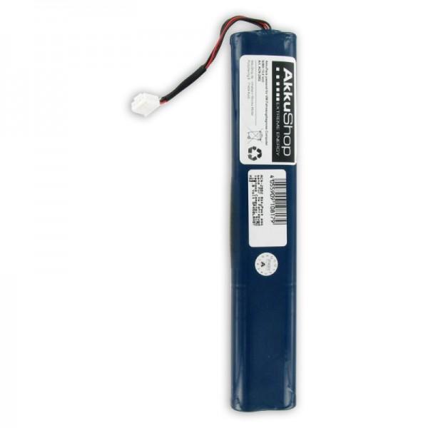 Batterie compatible pour Ordinateur de diagnostic de véhicule VW NiMH 10,8 volts GP450LAH9TMXZ