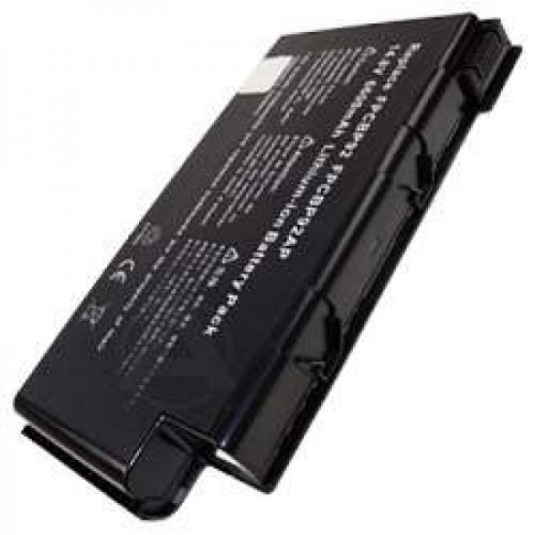 Batterie AccuCell pour Fujitsu Siemens LifeBook N6000, 6010, 6200