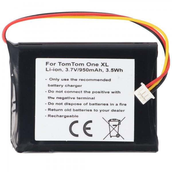 Batterie compatible avec TomTom One XL batterie F724035958