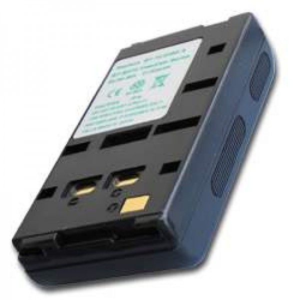 AccuCell batterie adaptée pour Sharp BT-70, -70BK, -80BK, -80SBK