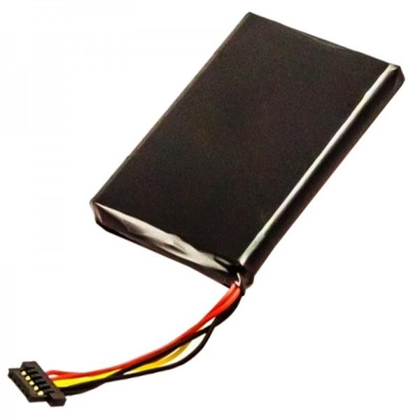 Batterie de remplacement pour la batterie TomTom Go 540, Go 540 Live AHL03711001, VF1