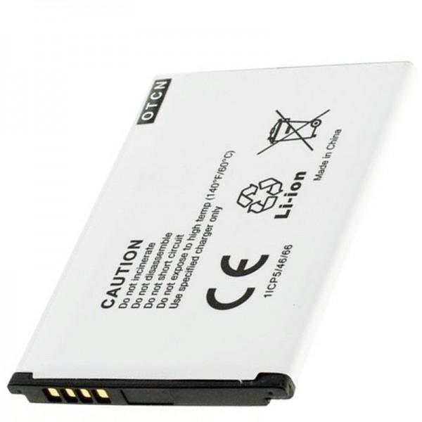 Batterie pour Huawei R216 HB434666RBC, E5573, E5577