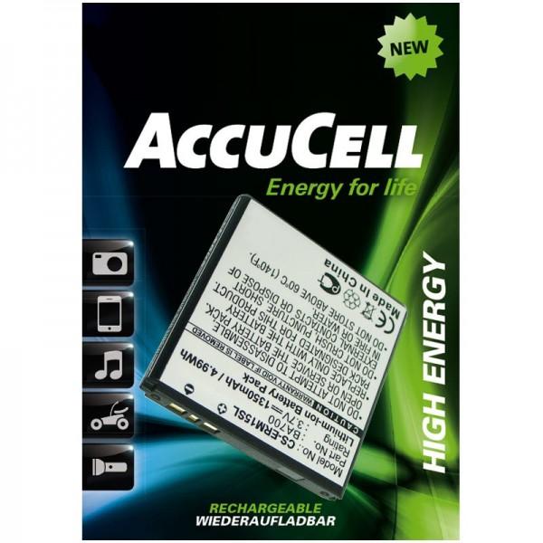 AccuCell batterie adapté pour Xperia Iyokan
