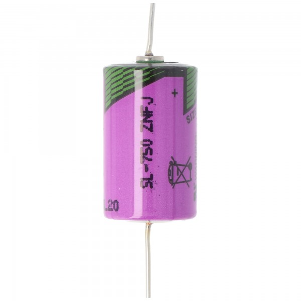 Fils de connexion de la batterie au lithium inorganique Sonnenschein SL-750 / P