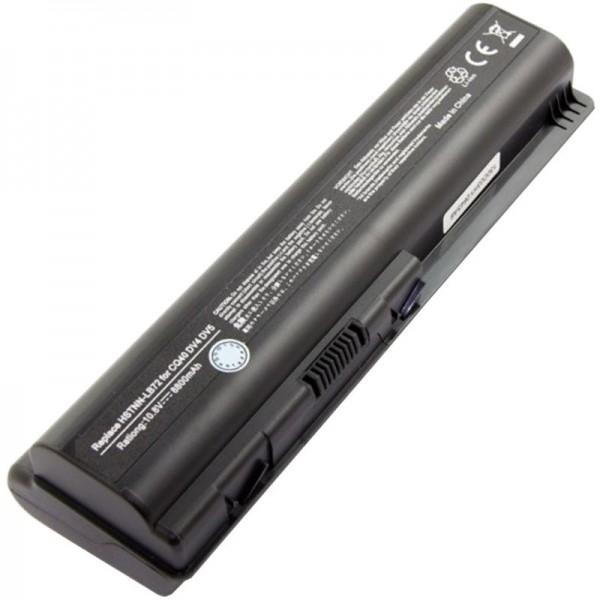 Batterie pour Compaq Presario CQ61, 10.8V 8800mAh 95Wh
