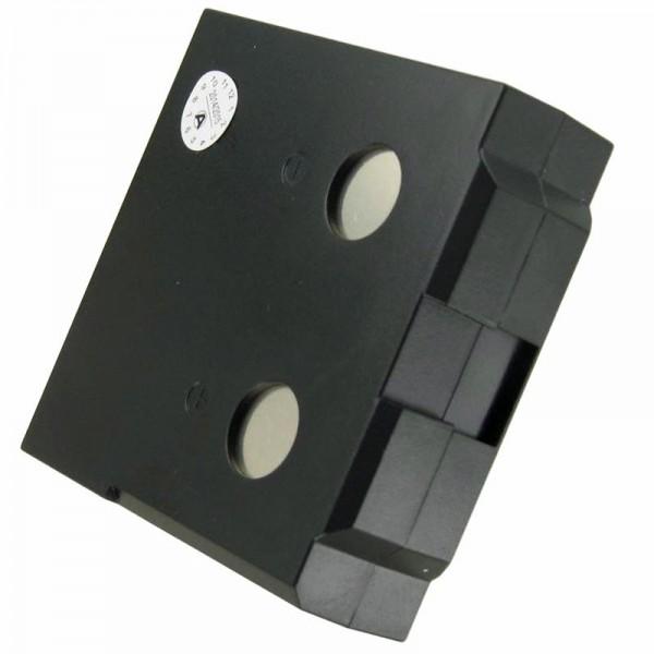 AccuCell batterie adapté pour AEG FUG 10A, appareils radio FUG10A