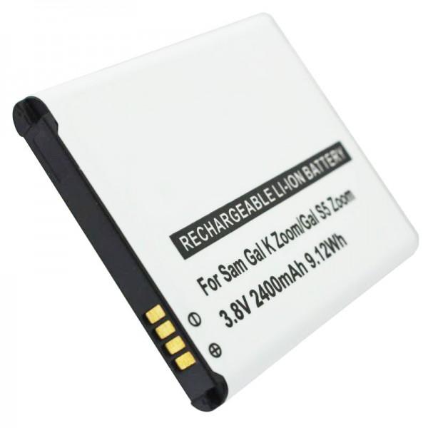 Batterie pour Samsung Galaxy K Zoom, Galaxy S5 Zoom, SM-C115