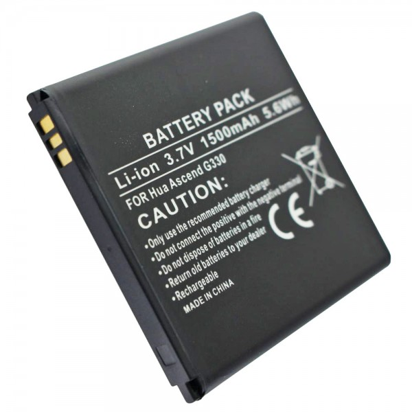 Batterie AccuCell pour T-Mobile myTouch, myTouch Q, myTouch Q U8730, myTouch U8680, U8680, U8730