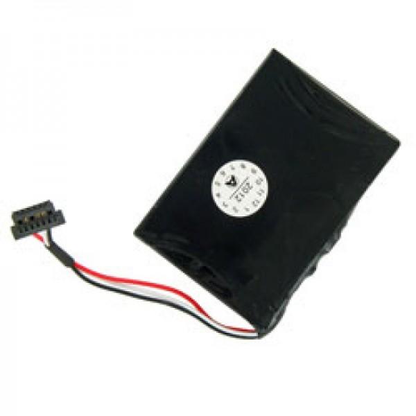 Batterie adaptée pour MITAC Mio Moov S500, Mio Moov S556 338937010180