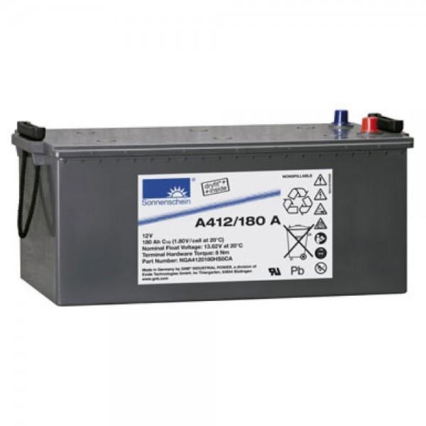 Sunshine Dryfit A412 / 180A Câble de batterie PB 12Volt 180Ah