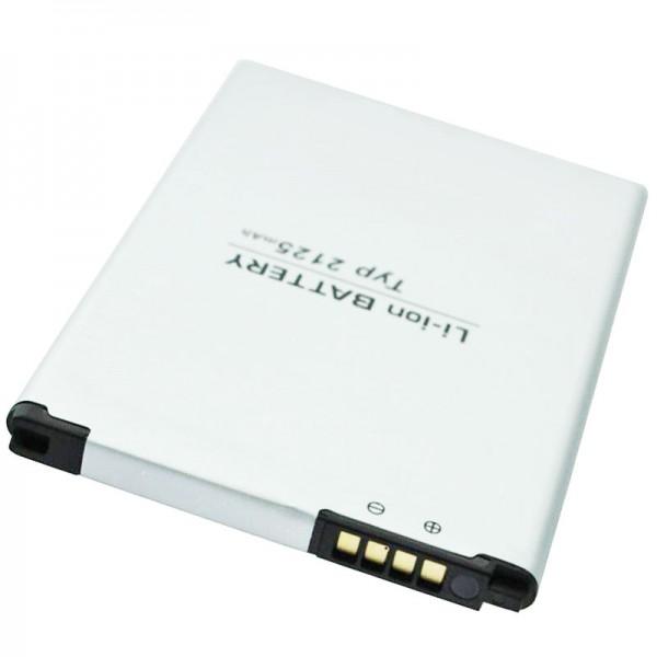 BL-46ZH Batterie de remplacement pour LG BL-46ZH batterie EAC63079701 3.8 Volt