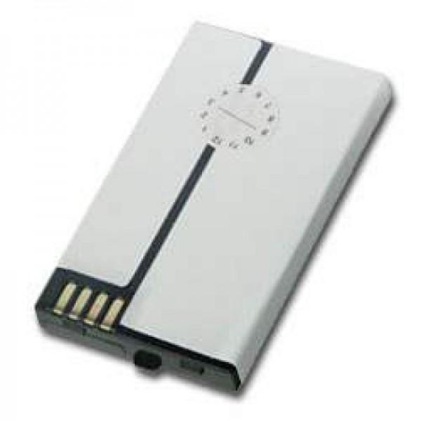 Batterie AccuCell adaptable sur Motorola E365, SNN5679A