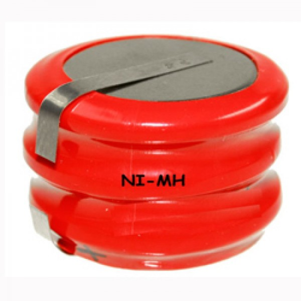 Pile bouton rechargeable NiMH Varta 3 / V250H NiMH