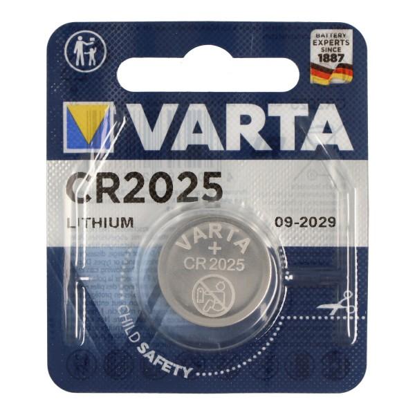 Varta pile au lithium CR2025