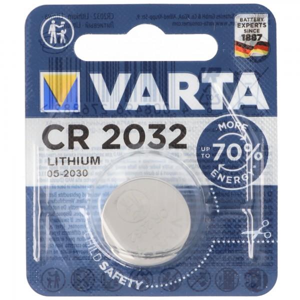 Varta CR2032 Pile Lithium IEC CR2032 20 x 3.2mm