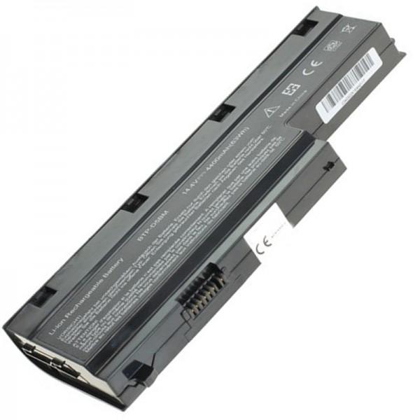 Medion Akoya P7612 Batterie de remplacement pour MD97860 Batterie avec 4400mAh de AccuCell
