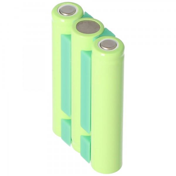Batterie pour Motorola T2288, V2288, MC2-41H11, 5/4 AAA