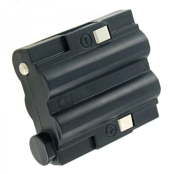 AccuCell batterie adaptée pour Midland G7, Alan G7 BATT-5R, PB-ATL / G7