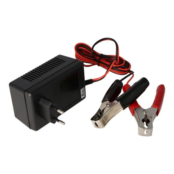 Le chargeur rapide Mascot 9640 2.7A convient aux batteries au plomb 12V