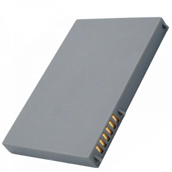 AccuCell batterie adapté pour HP iPAQ HW6500, HW6510, HW6515, FA404