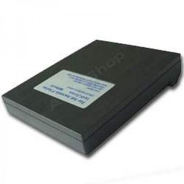 AccuCell batterie adapté à AST Ascentia série P, 5400mAh