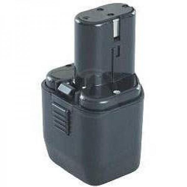 AccuCell batterie adaptée pour Hitachi APHT 12 Volt 1,4Ah