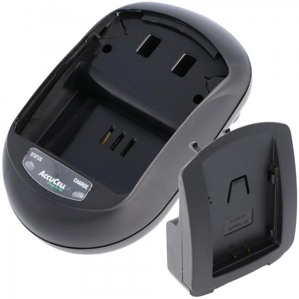 Chargeur rapide adaptable sur Panasonic VW-VBN130 EK, VW-VBN260