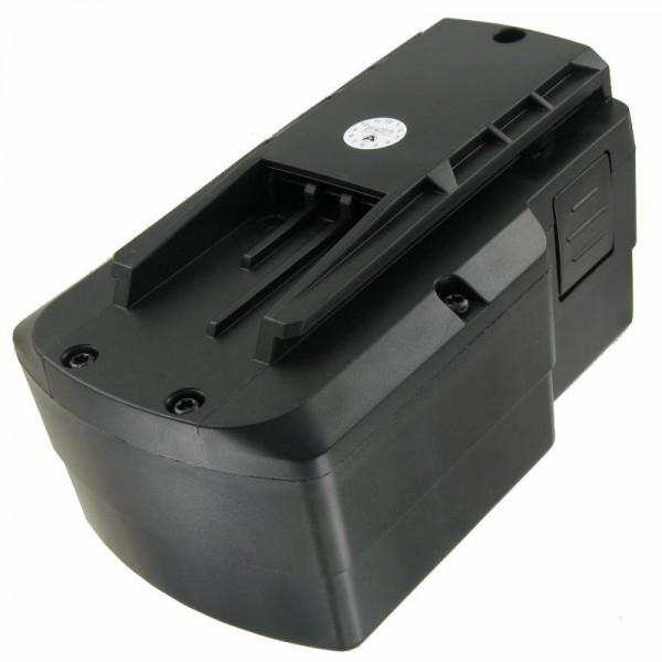 Batterie rechargeable pour FESTO TDK 15.6 15.6 Volt 2000mAh Batterie rechargeable NiMH