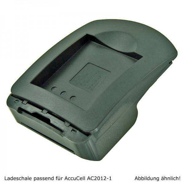 Chargeur AccuCell pour batterie Samsung IA-BP105R, IA-BP210R, IA-BP210E, IA-BP420E