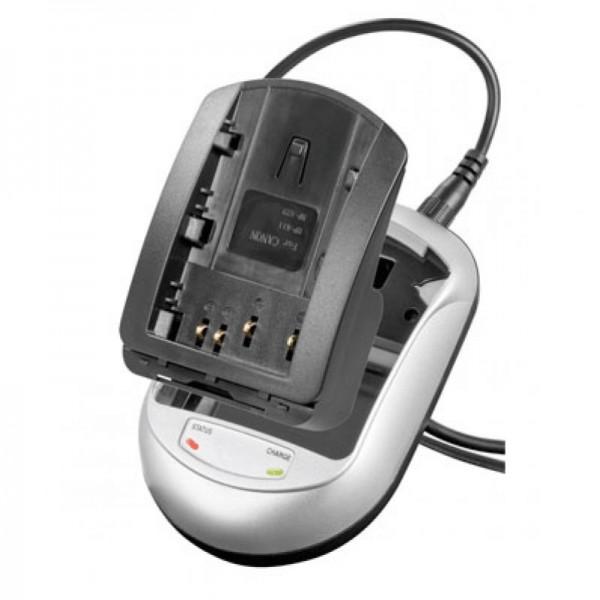 Chargeur AccuCell adapté à la batterie Samsung BP1410, ED-BP1410
