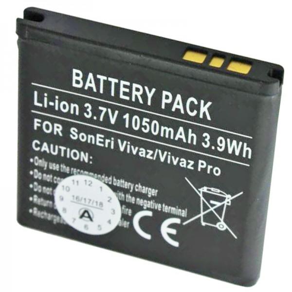 Batterie pour Sony Ericsson Vivaz, Vivaz pro, EP500