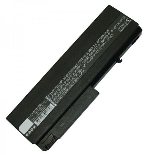 AccuCell batterie adaptée pour Compaq Business NoteBook nc6320 6600mAh