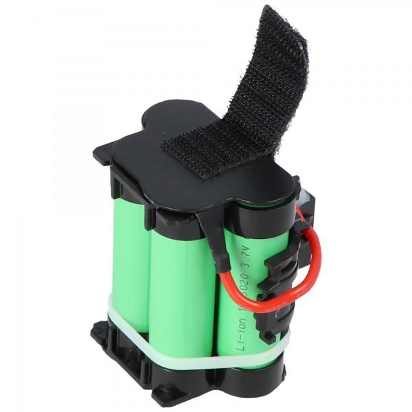Batterie 1500mAh appropriée pour la batterie Gardena 574 47 68-01 R40Li, R45Li, R70Li, R80Li, Automower 105, 305, 308