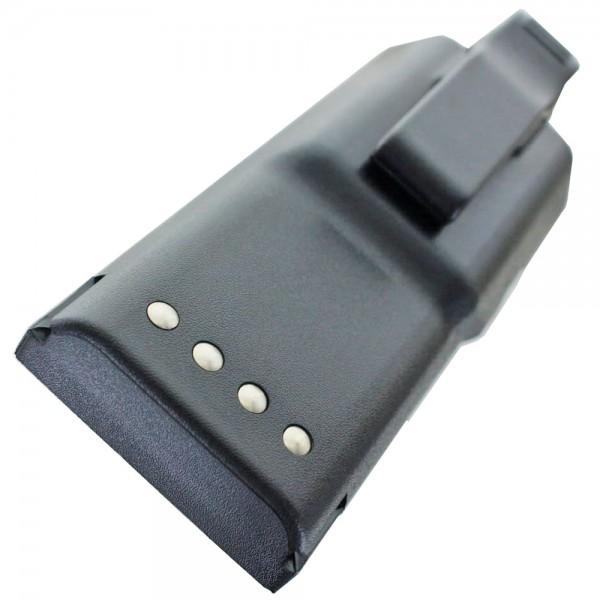 Batterie pour Motorola GP300, HNN9628A, NiCD 1200mAh