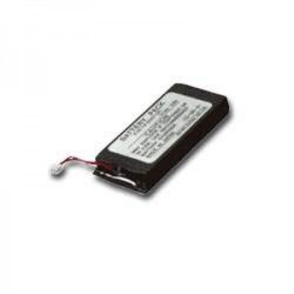 AccuCell batterie adapté pour Handspring Visor, 1700mAh