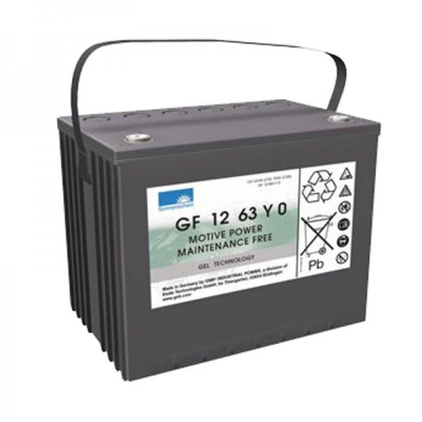 Sunshine Dryfit GF12063YO Câble de batterie PB 12V 63Ah