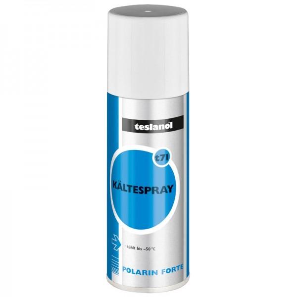 Teslanol Spray froid 200 ml pour la détection des défauts thermiques