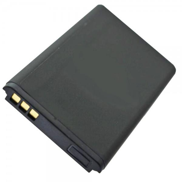 Batterie Midland type BATT11L de AccuCell pour XTC300, XTC350