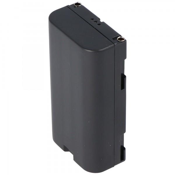 Batterie AccuCell pour Hitachi VM-BPL13, VM-BPL27, VM-BPL30