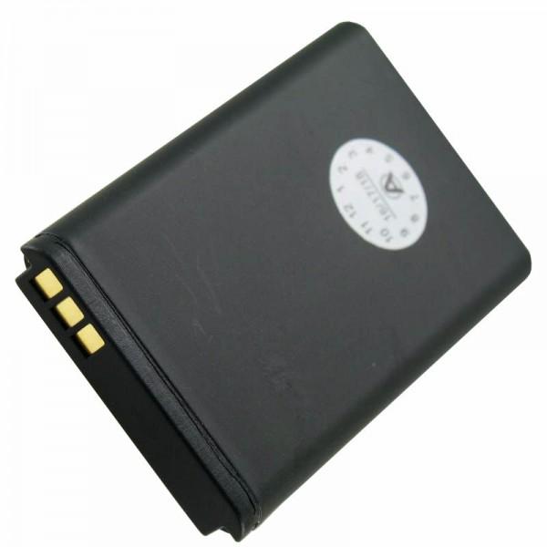 Batterie compatible avec la batterie Caterpillar B100 CAT B100, batterie CB-115