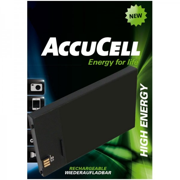Doro Easy5, Easy5V batterie réplique de AccuCell adapté pour E383451