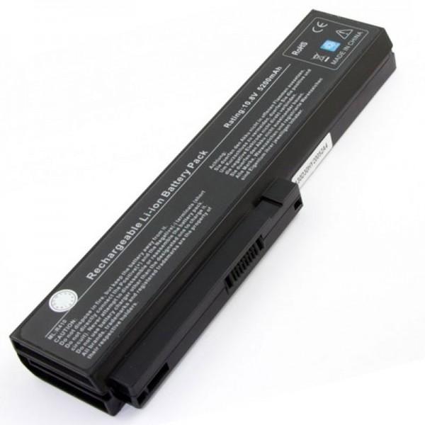 LG R410 batterie, R510, R580 comme batterie de réplique de AccuCell 10.8 Volt 5200mAh