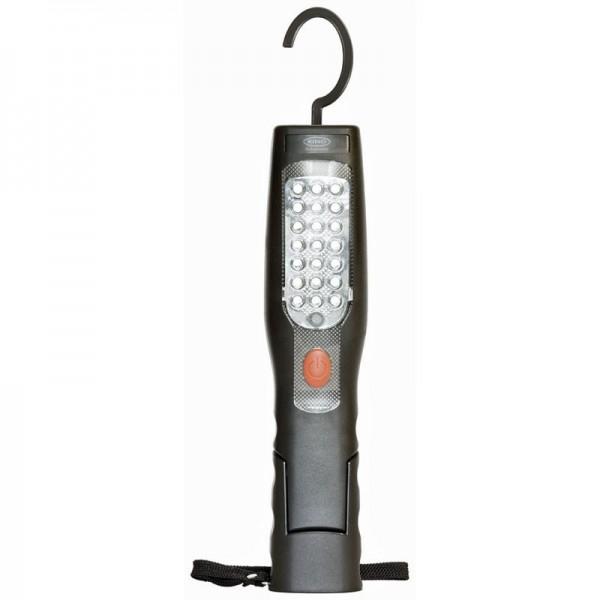 Lampe d'inspection magnétique à LED à positionnement multiple