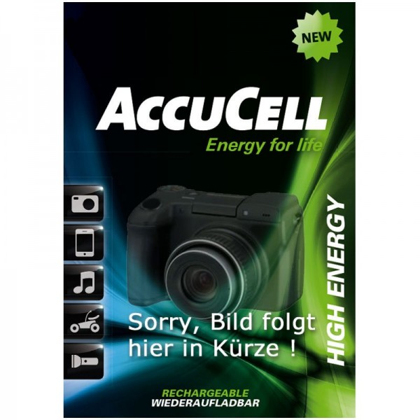 Batterie adaptée pour Mitac Mio Moov 500, Mio Moov 510, Mio Moov 560, Mio Moov 580