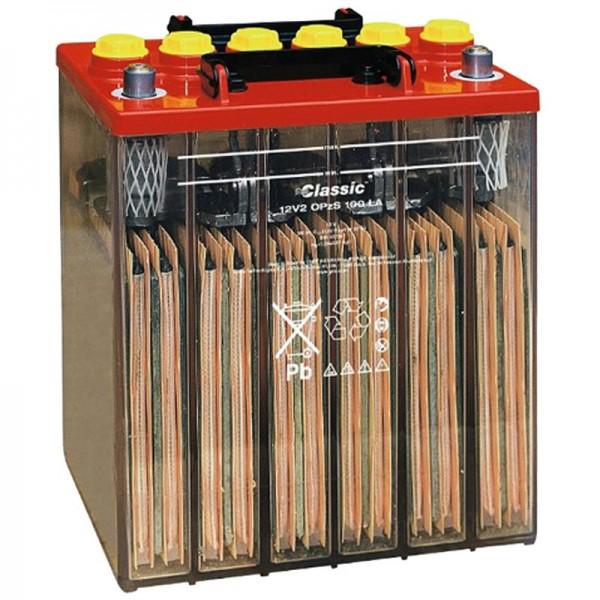 Exide Classic 12V 2 OPzS 100LA NVZS120100WC0FB 12 Volts 100 Ah