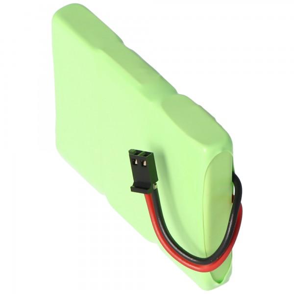 AccuCell batterie adapté pour Siemens Gigaset 3000 Micro, 500mAh