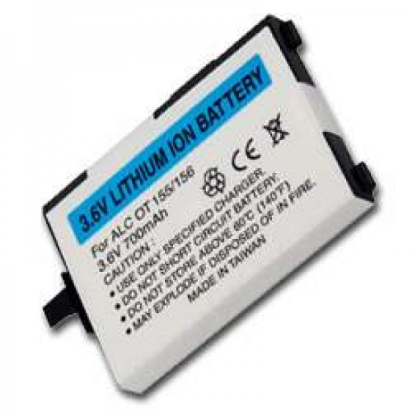 Batterie AccuCell adaptable sur Alcatel One Touch 155, 156